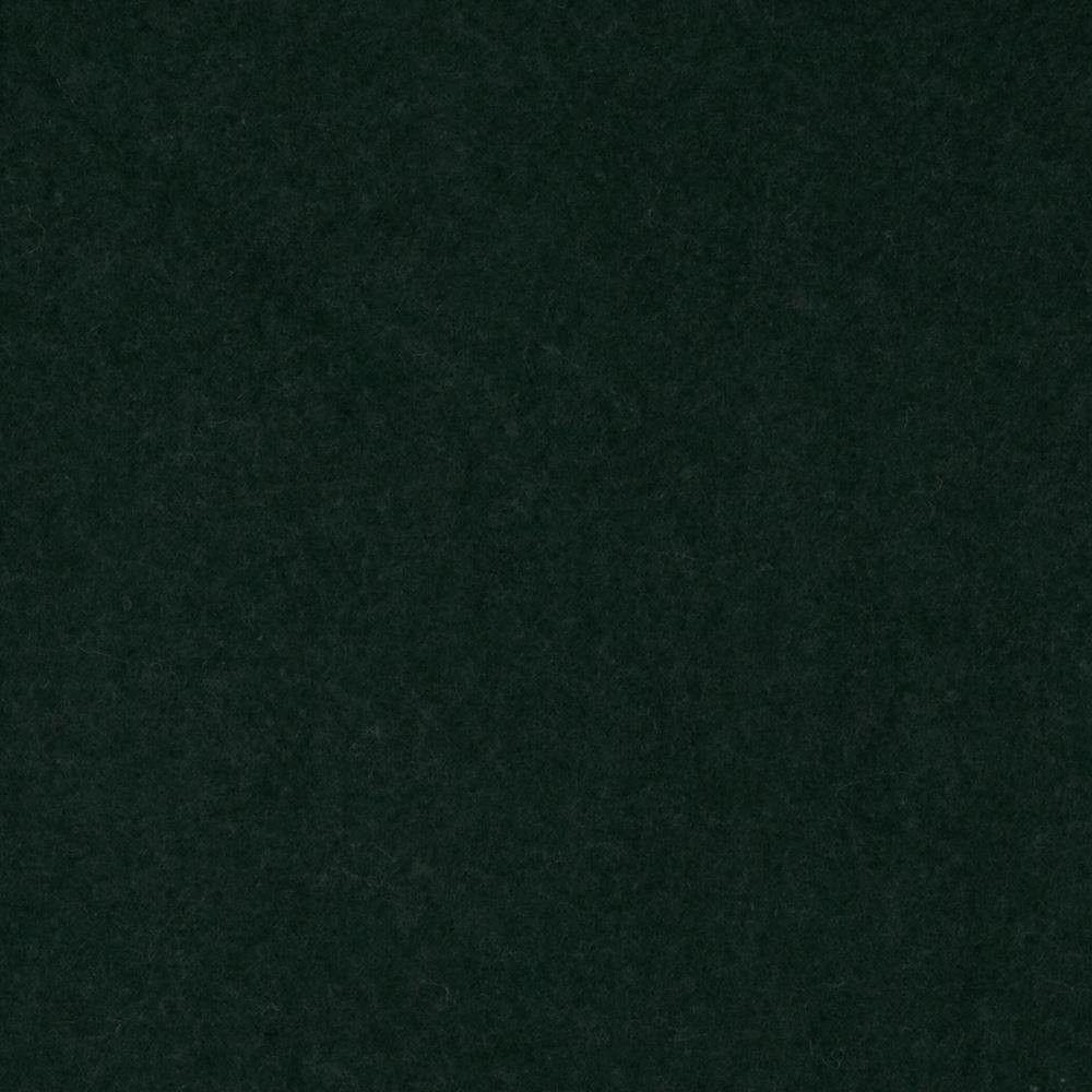 Poly cotton sweatshirt fleece fabric by the yard dark green