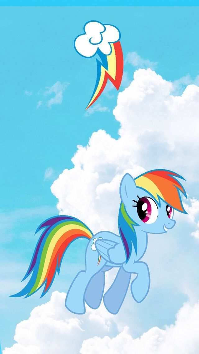 Rainbow Dash Wallpaper My Little Pony Wallpaper My Little Pony