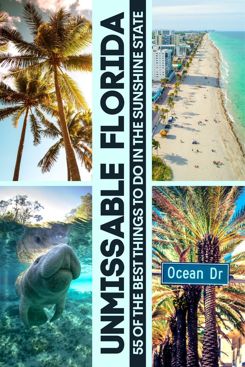 The Best Things To Do In Florida 55 Places To Visit In The Sunshine State Florida Travel Mexico Travel Usa Travel Guide