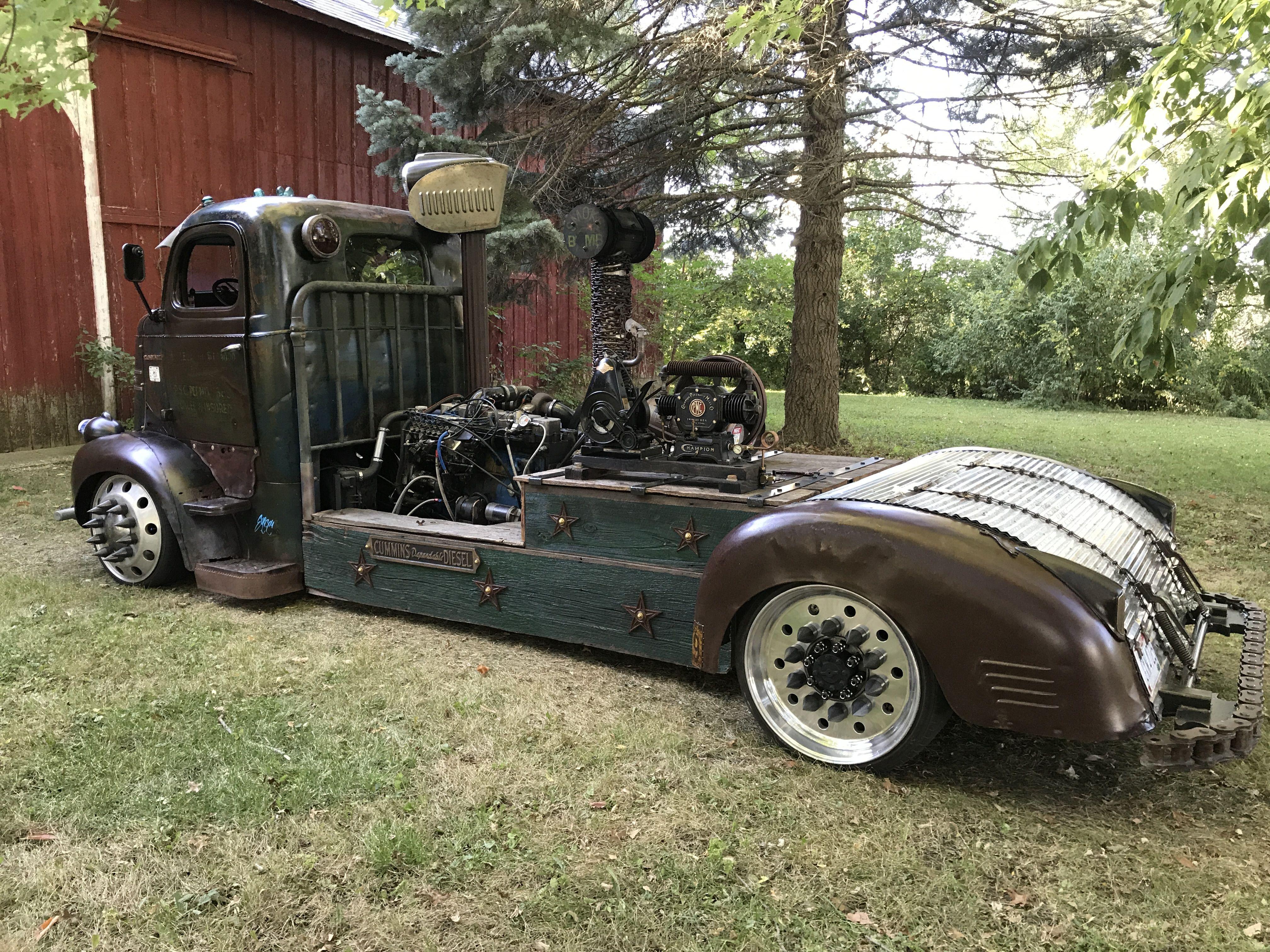 Rear Bumper | 47 Dodge Ideas | Chevy trucks, Semi trucks, Trucks