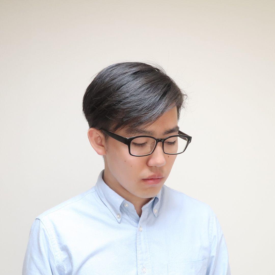 シーソルトスプレーでナチュラル七三ヘア🤵⭐︎ @byrdhair_japan   BYRD Texturizing Surfspray    #byrdpomade#byrd#byrdtexturizingsurfspray#seasaltspray#hairdo#menshair#mens#hairstyle