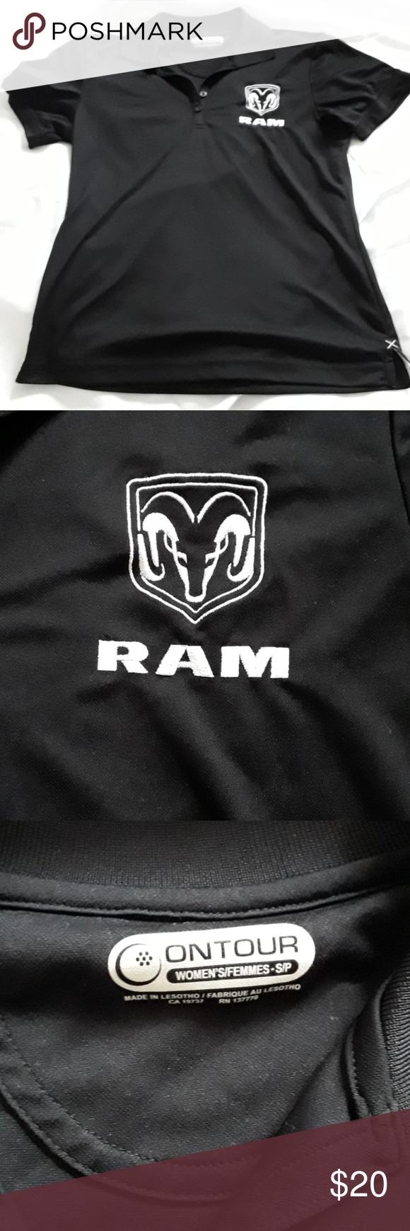 Dodge Ram Polo Tshirt In 2018 My Posh Picks Pinterest Polo T