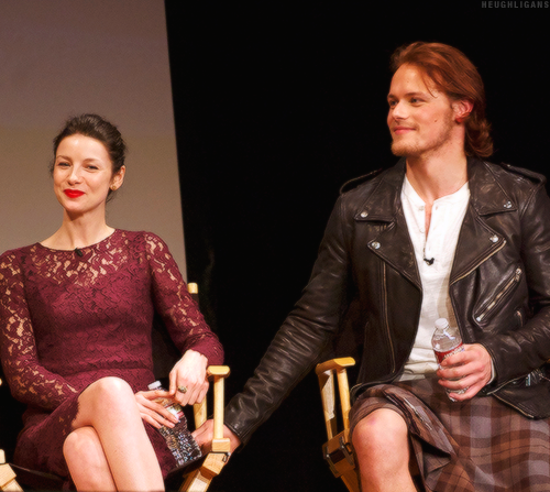 sam and cait outlander dating Are sam heughan and caitriona balfe dating the outlander stars set the record straight by & and sam and cait will be attending on sunday with a very hot date.