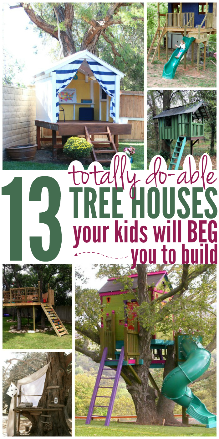 Best 25+ Diy Tree House Ideas On Pinterest | Tree House Deck, Treehouse  Kids And Kids Tree Forts Part 51