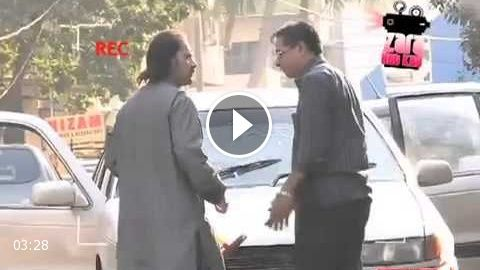 Zara Hut Kay Pakistani funny video clips 2014  Aamir Car Wash