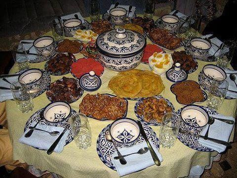 Iftar Table Festivals Pinterest Ramadan Maroc And Ramadan Maroc