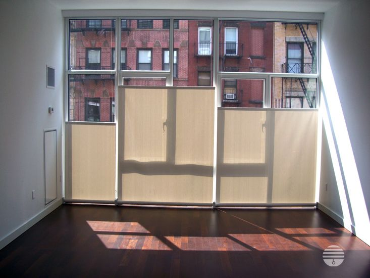 Bottom Up Top Down Roller Shades Large