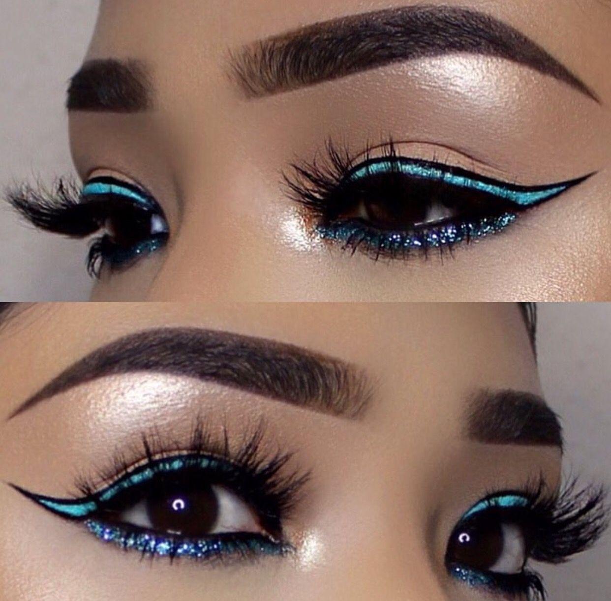 Pin by tiffanie hebert on makeup and nails pinterest makeup eye
