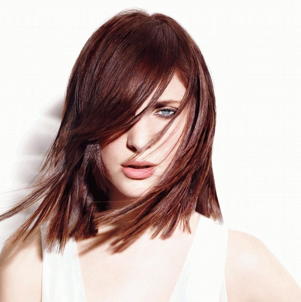 Hair Color Red Mahogany Brown Hair Dye For Straight Hairstyles