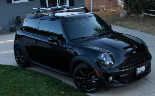 image result for mini cooper roof rack | mini | roof rack, car goals