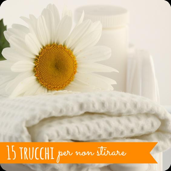 15 trucchi per non stirare stiramento consigli per la for Suggerimenti per la casa
