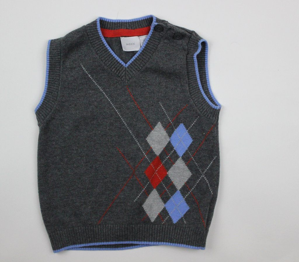 Mexx Sweater Vest, Size 12-18 Months and Only $3.60 Online Resale ...