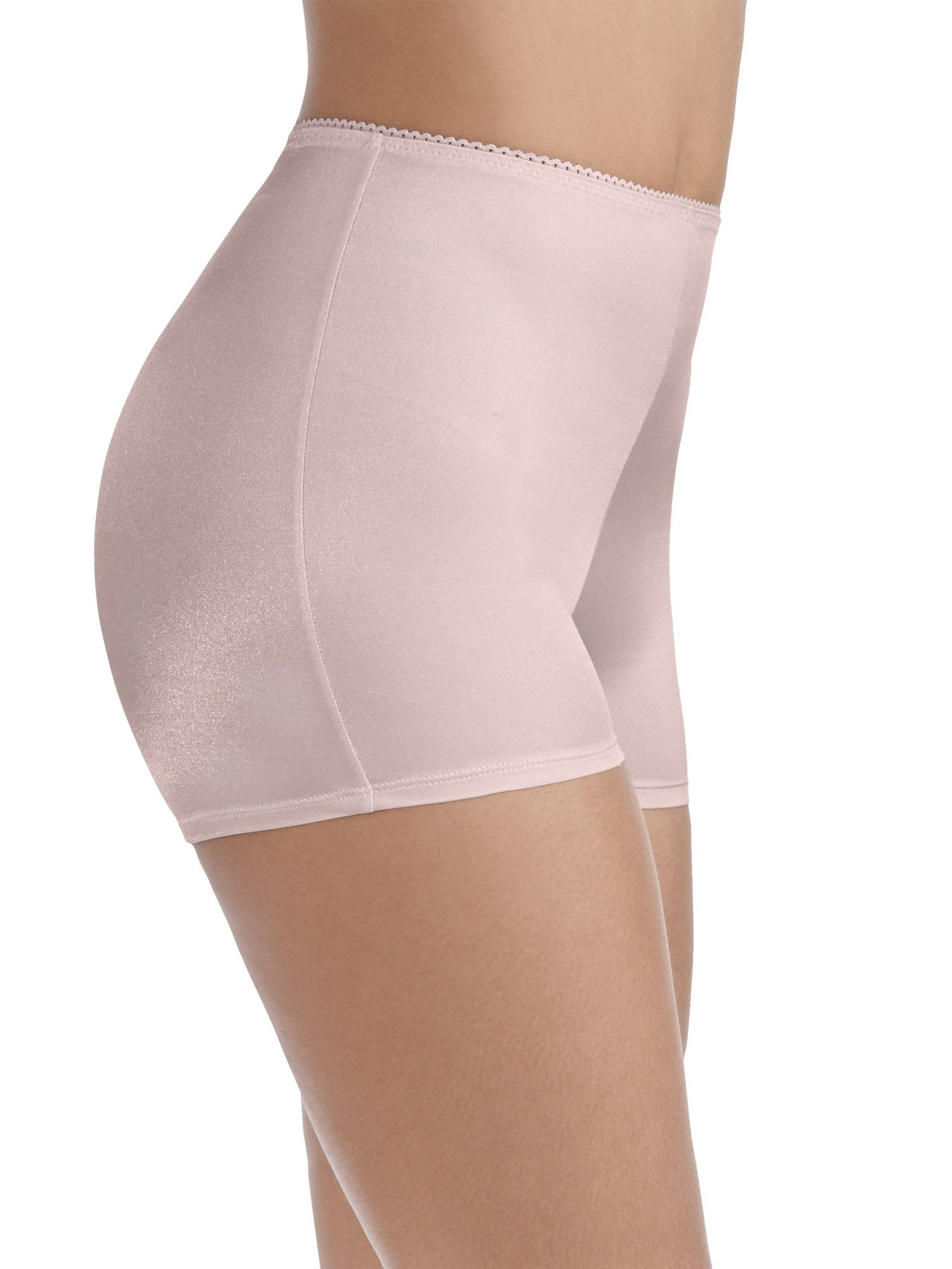 16eb8902cf6 Women's Undershapers Light Control Boyshort Panty, 3 Pack, Style 3442301# Light, #