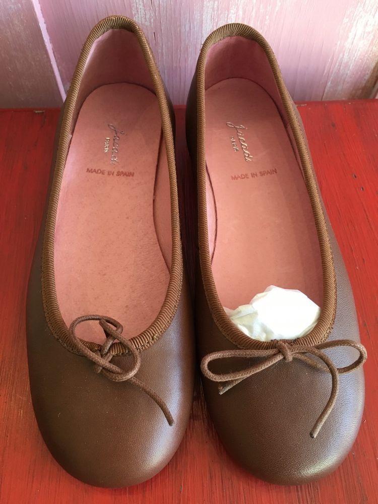 Girls Jacadi Ballet Flats Shoes Size 34 US 2 - 3 Eluc #Jacadi ...