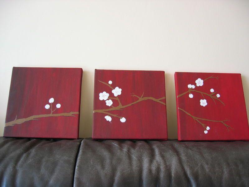 Home Deco Sakura Fils Et Papier Deco Sakura Papier