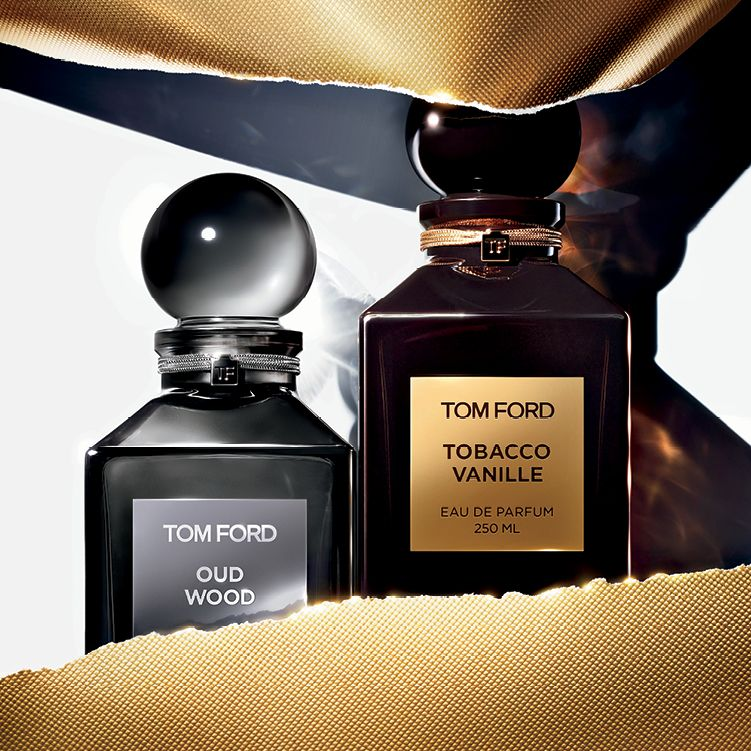 Oud Wood And Tobacco Vanille The Ultimate Gift Of Luxury Tomford