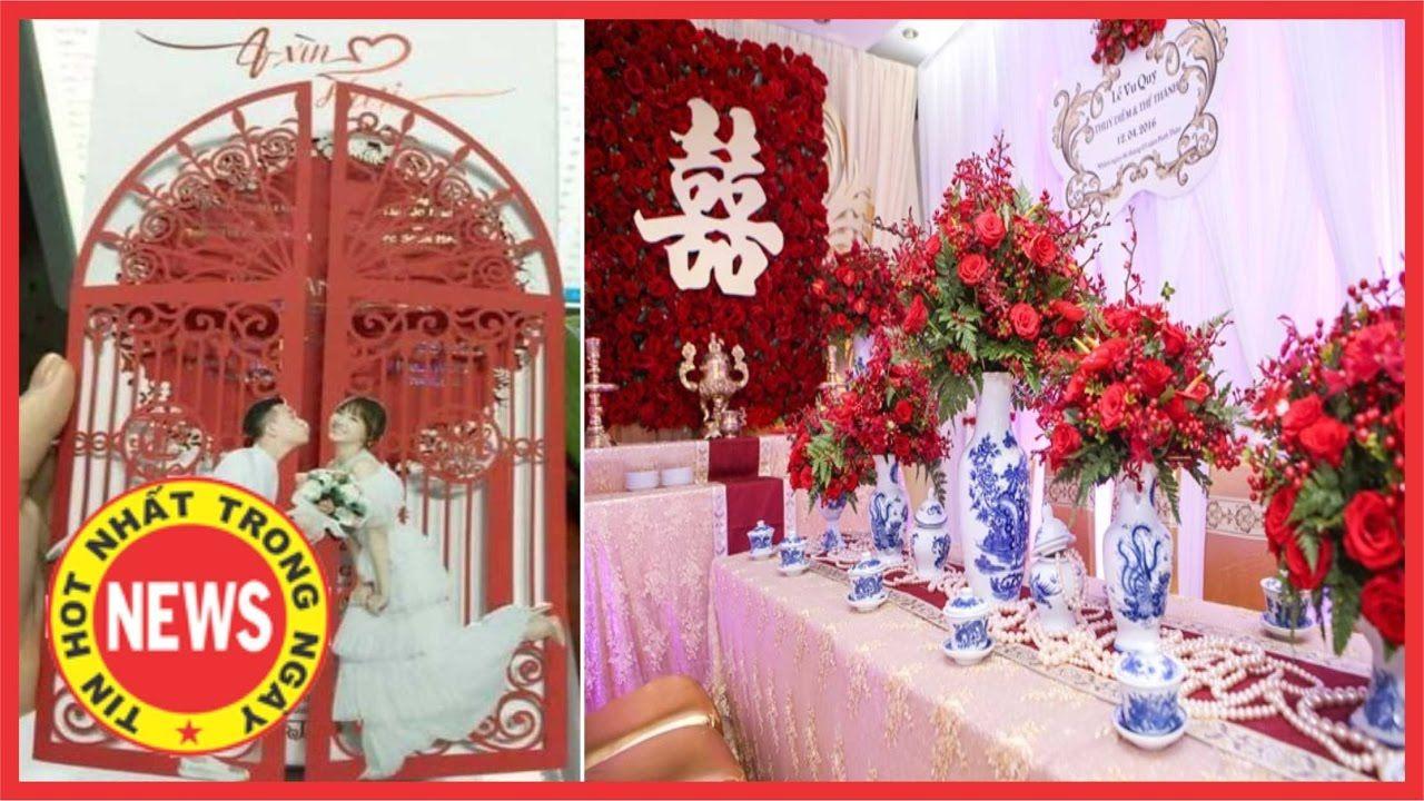 Thiệp cưới chính thức khác lạ của Trấn Thành-Hari Won- Bất ngờ với nhà H...