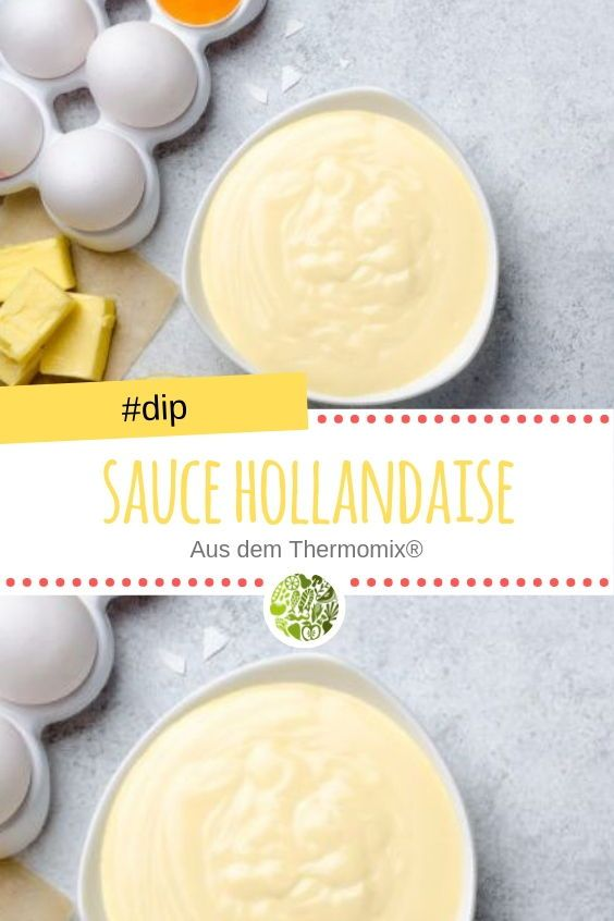 Photo of Hollandaise sauce from Thermomix®