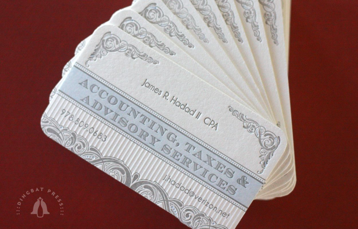 CPA Business Cards | Accountant | Pinterest | Business cards, Luxury ...