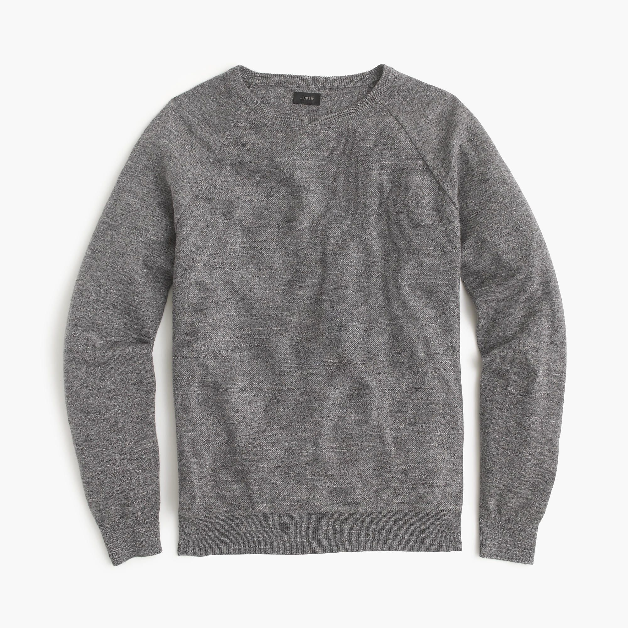 J.Crew Mens Rugged Cotton Sweater (Size XXL) | Cotton sweater