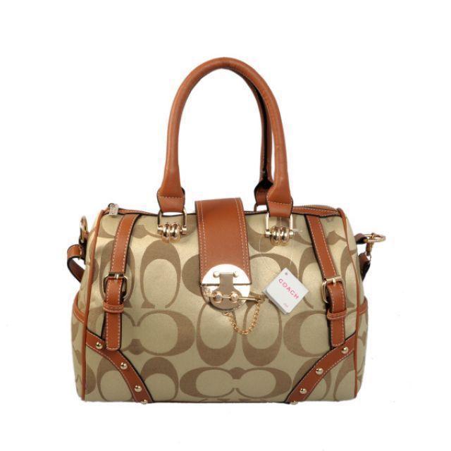 coach #fashion #loveit Look hot all season with Coach Lock In ...