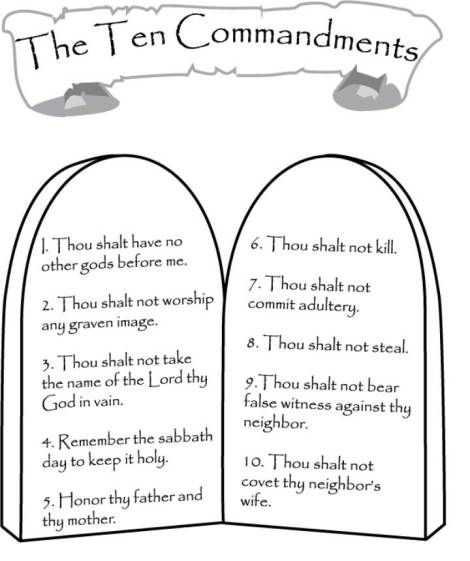 shower of roses the ten commandments catechism craft with free printables first holy communion pinterest catechism ten commandments and free