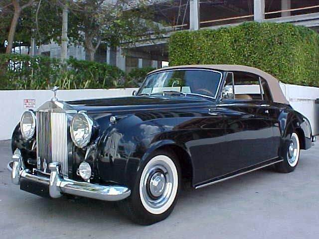 One Of These Days I Will Own A Rolls 1962 Rolls Royce Silver