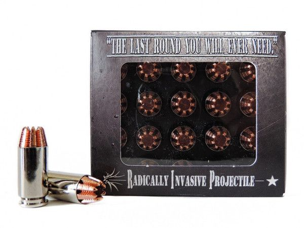 Try this G2 Research .40 S&W R.I.P. Ammunition