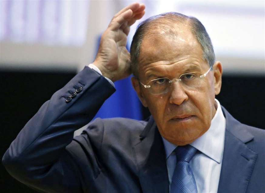 Lavrov suggereert blokkade VS over Syrië