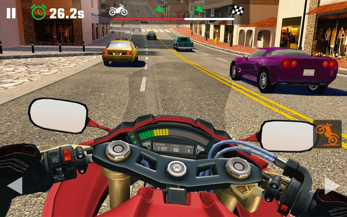 Moto Rider Go Highway Traffic Latest APK Free Download for