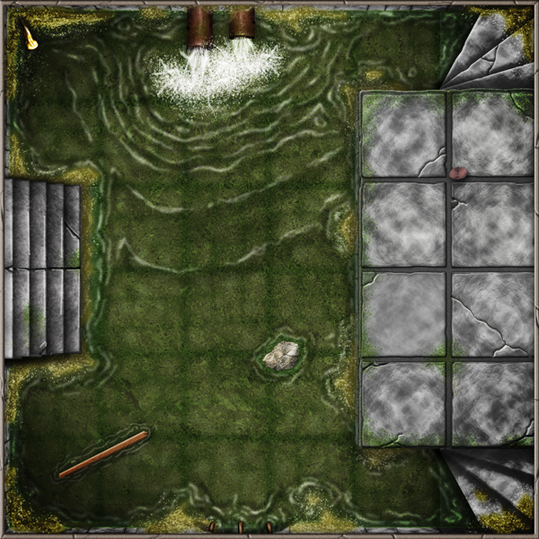 graphic relating to Printable Dungeon Tiles titled dungeon learn printables - Google Look Combat Maps and