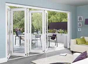 External Bifolds White Bifold Doors External Bifold Doors Bifold Doors