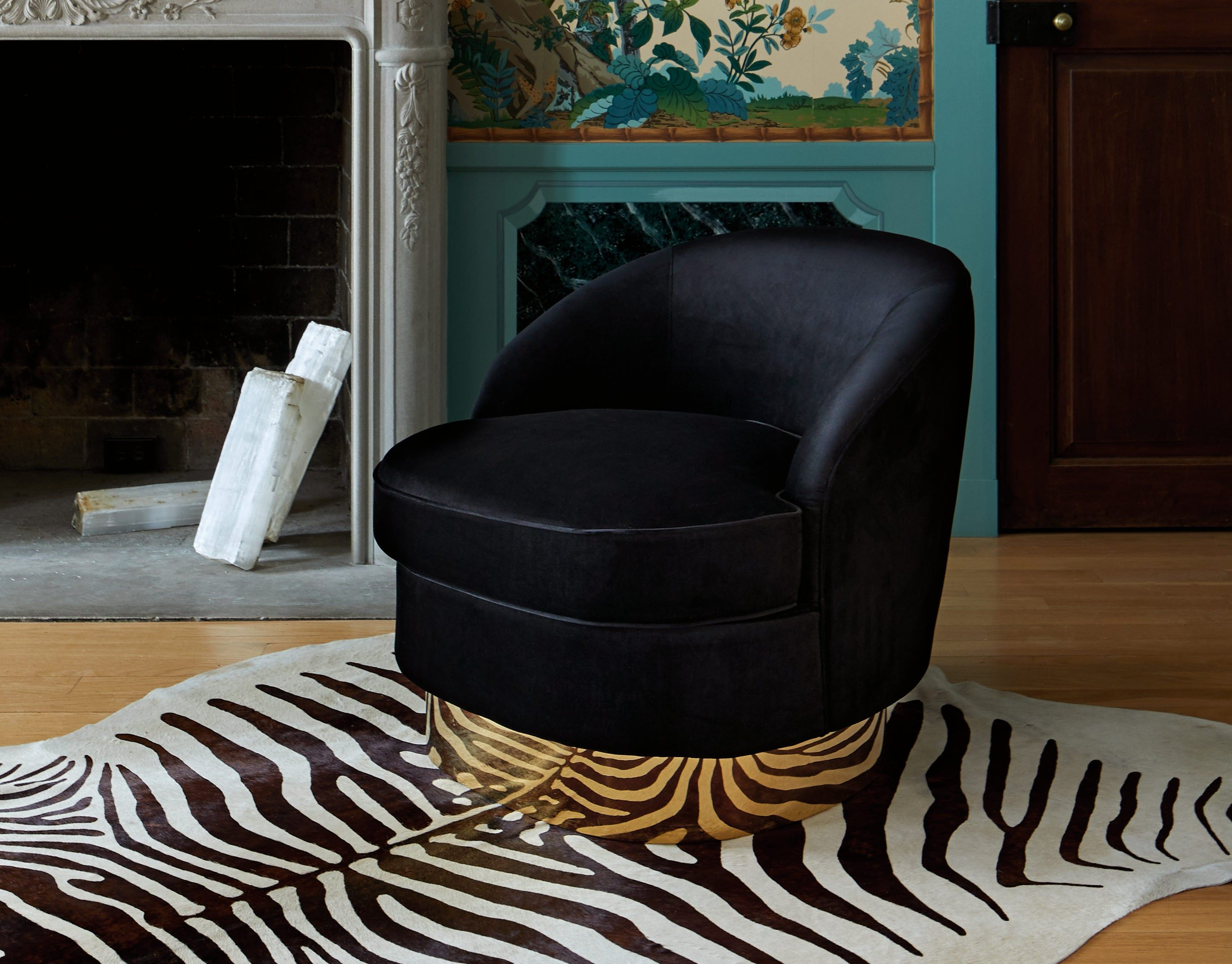 Chic And Elegant Our Legacy Armchair Brings A Touch Of Drama