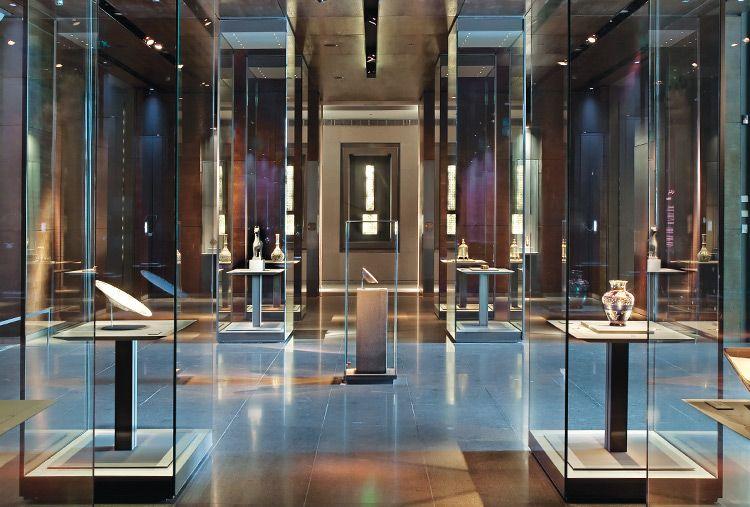 museum interior design museum of islamic art doha jean michel wilmotte museo pinterest. Black Bedroom Furniture Sets. Home Design Ideas