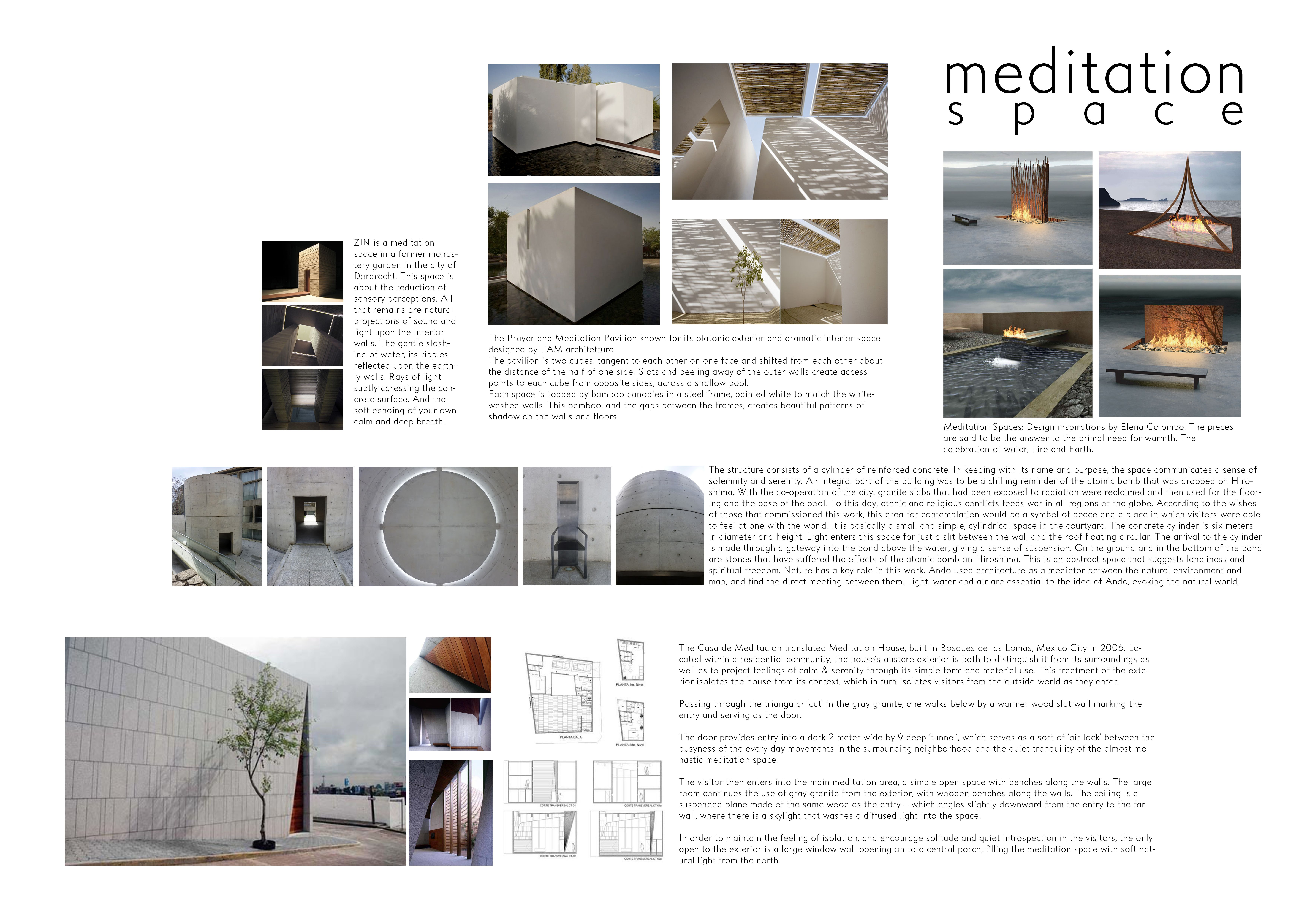 12 Fantastic And Simple Meditation Space Design Collection