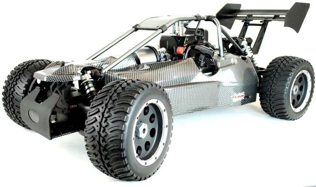 Fs racing 30cc 15th petrol radio controlled buggy 2