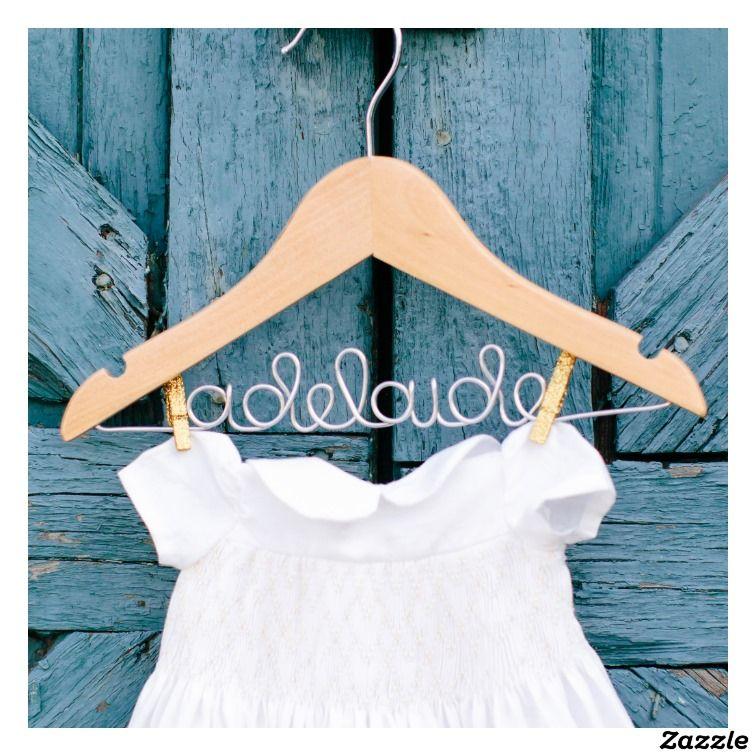 Personalized Children\'s Hanger Hangers | GIFT Ideas | Pinterest ...