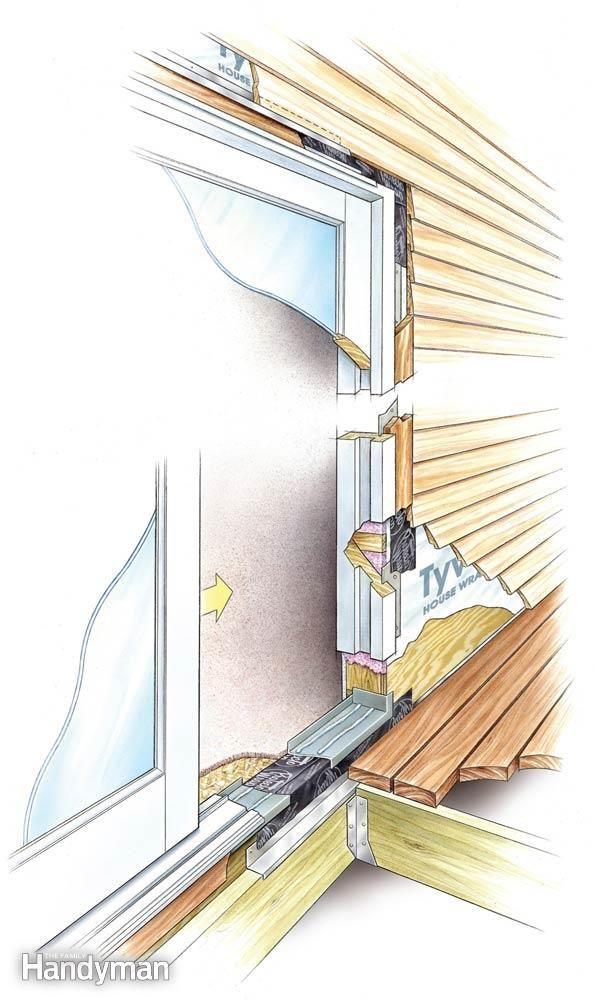 Replace A Patio Door Doors Woods And Construction