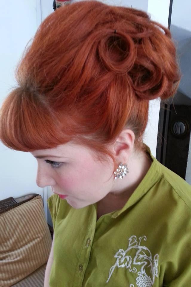 1960s Hair At The Painted Lady London Vintage Vintage Hair Hair