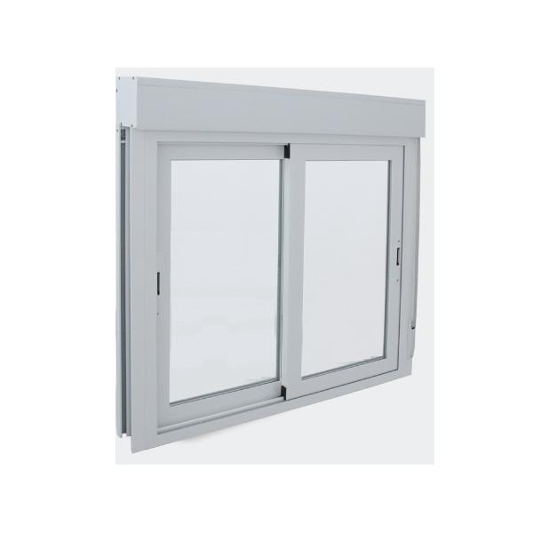 Precio presupuesto ventanas de aluminio con persiana en for Precio ventanas aluminio a medida