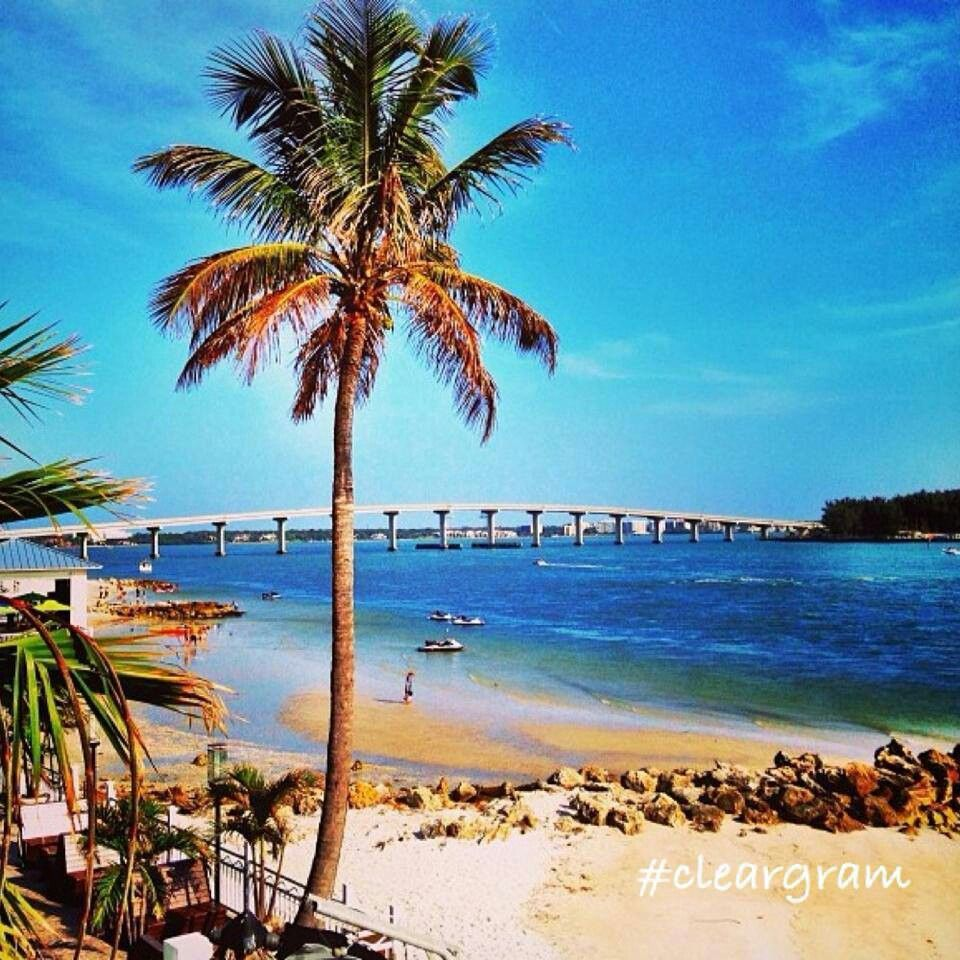 Clearwater Florida Been Here Before Such A Beautiful Place Paige Kadelbach The Big Bridge Clearwater Florida Florida Vacation Places To Go