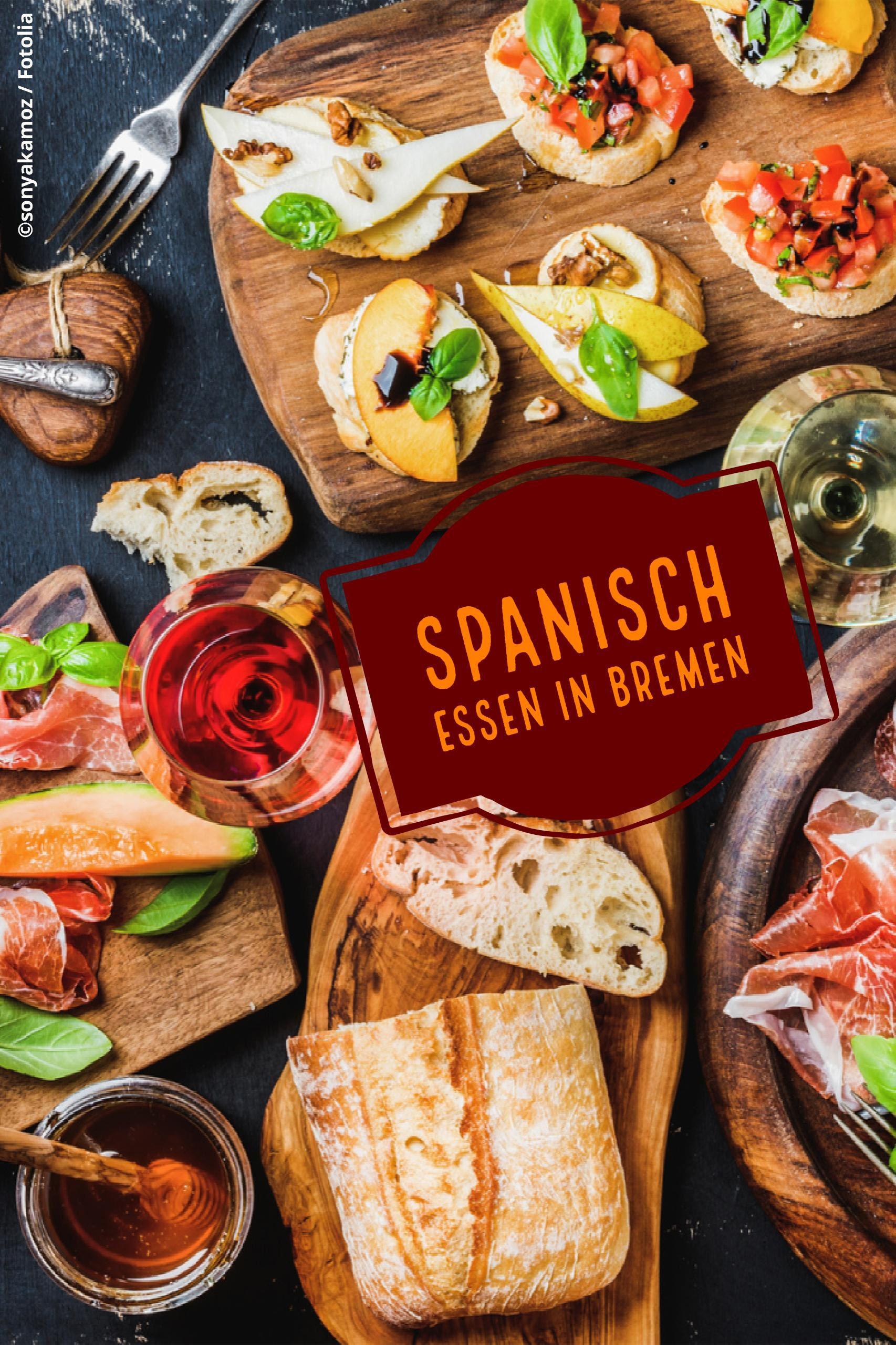 Tapas Paella Und Co Spanisch Essen In Bremen Spanisches Essen Essen Tapas