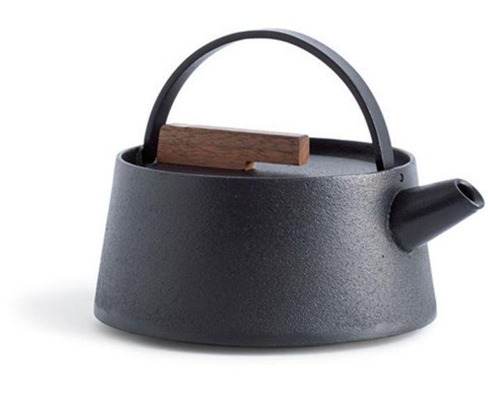 Design Teekanne nambu cast iron teekanne gusseiserne teekanne dertypvonnebenan