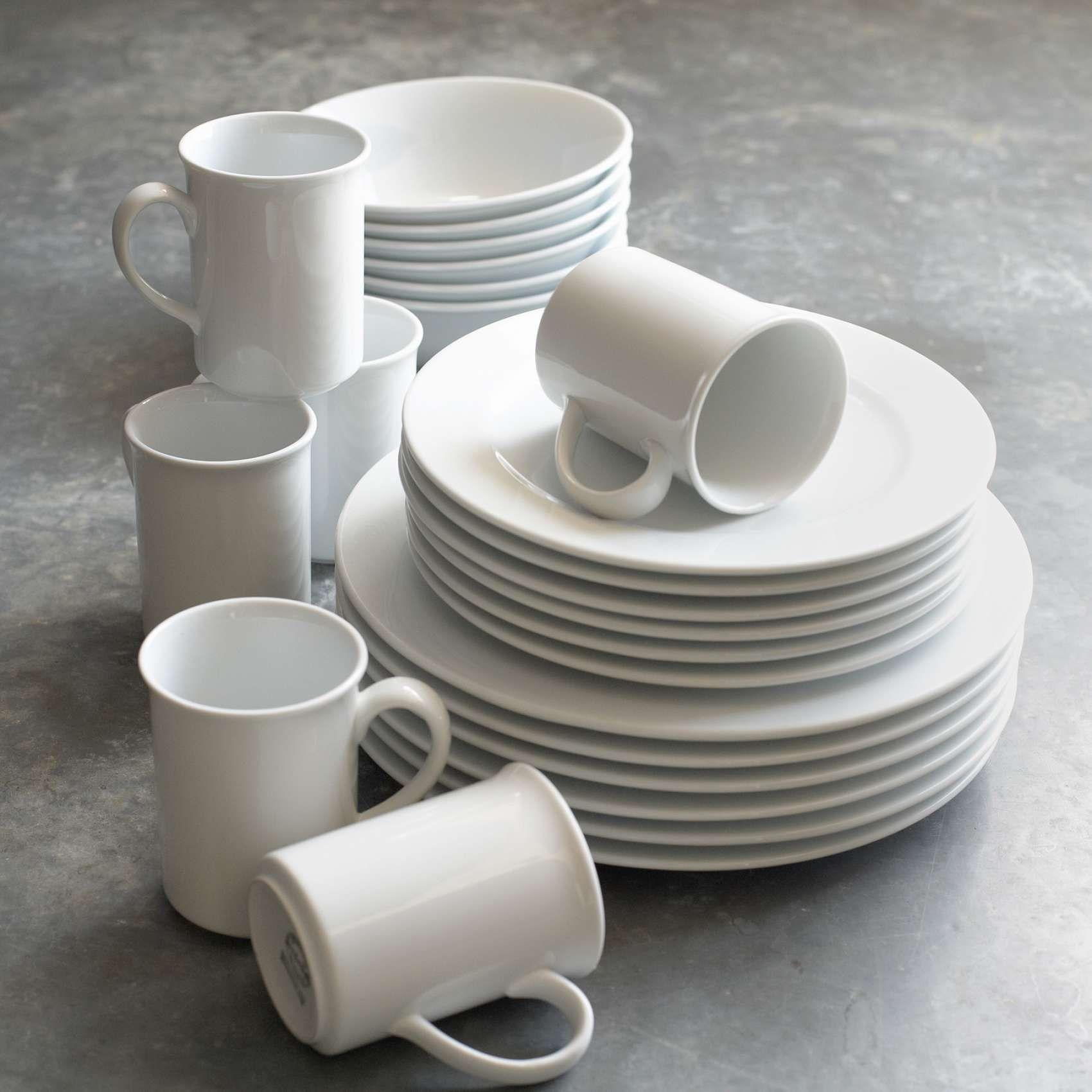 3cc9e63335aaeb39bac311bb2ddcb875.jpg & Sur La Table - Bistro style dinnerware set | Hiroko\u0027s kitchen ...
