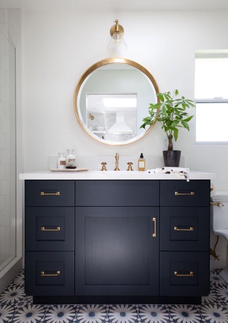 Pin by Jessie Harris on Vanity | Gold bathroom fixtures ...