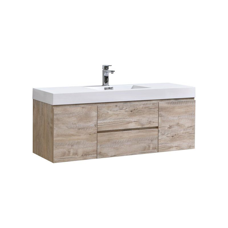 Tenafly 59 Single Bathroom Vanity Set Single Bathroom Vanity