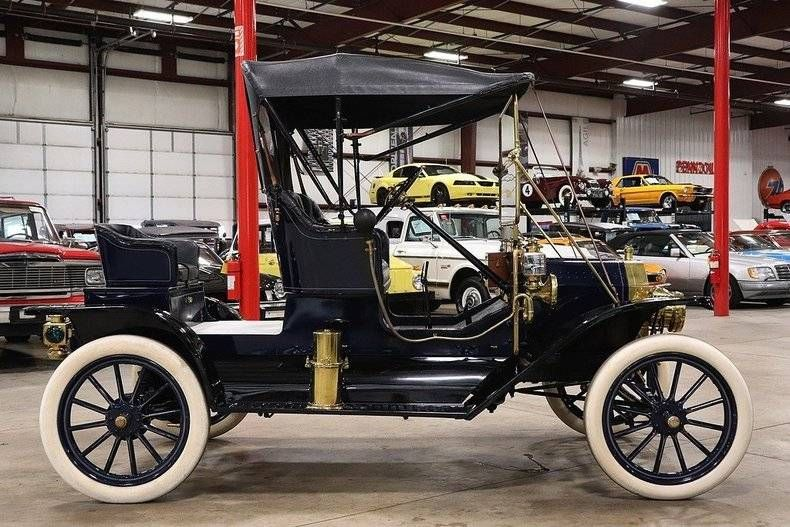 1911 Ford Model T For Sale 2154898 Hemmings Motor News Model
