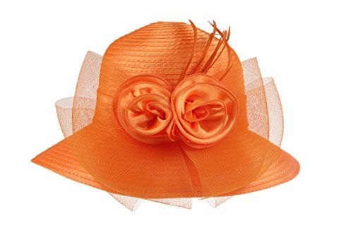 New Prefe Lady s Kentucky Derby Dress Church Cloche Hat Bow Bucket Wedding  Bowler Hats.   0615174334e9