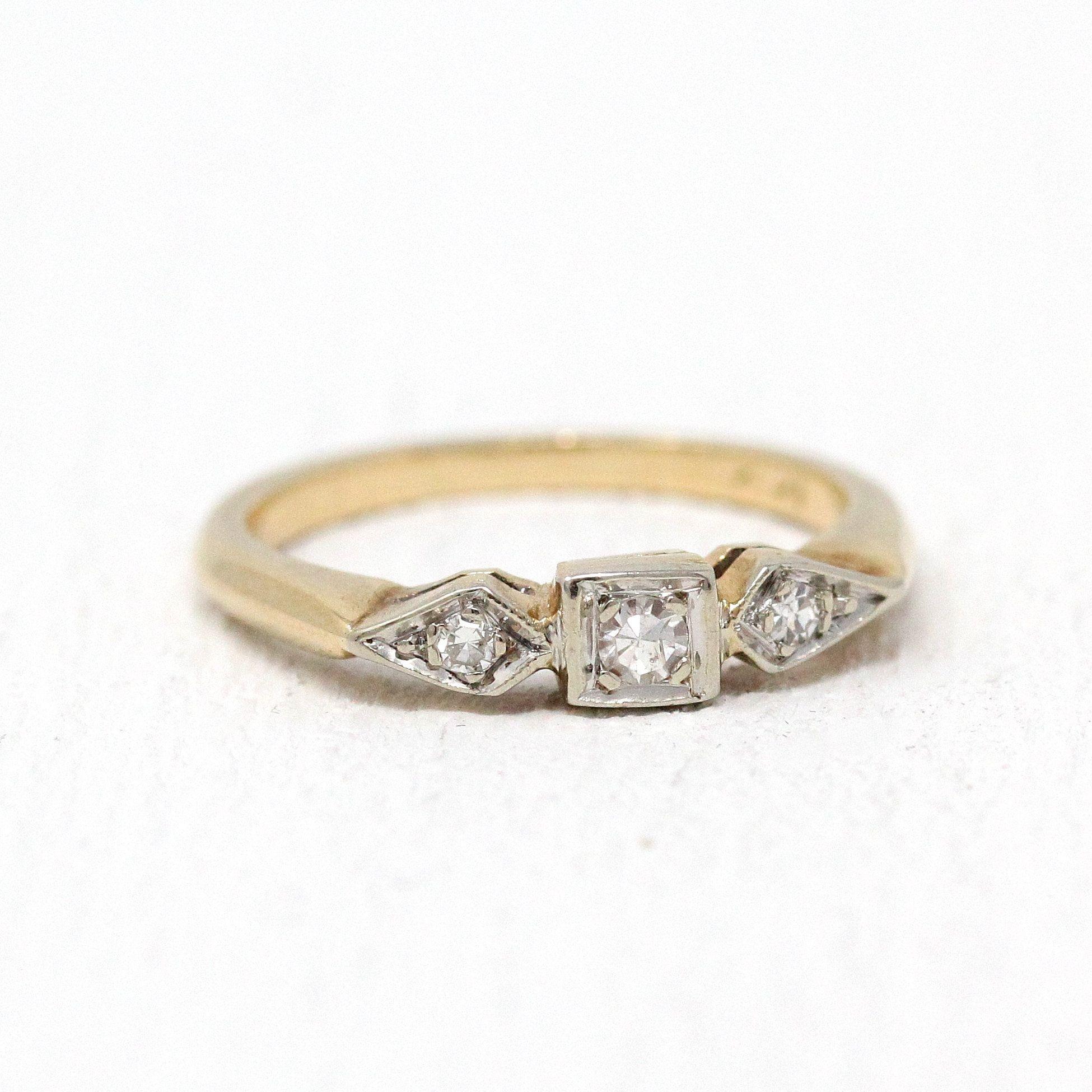 Image 0 Vintage Wedding Band Diamond Wedding Bands Stacked Jewelry