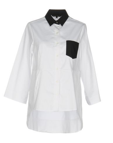 BRIAN DALES Women's Shirt White 12 US
